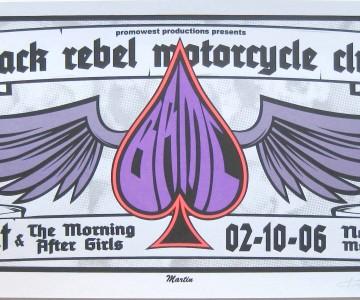 Black Rebel Motorcycle Club, Elefant, Morning After Girls