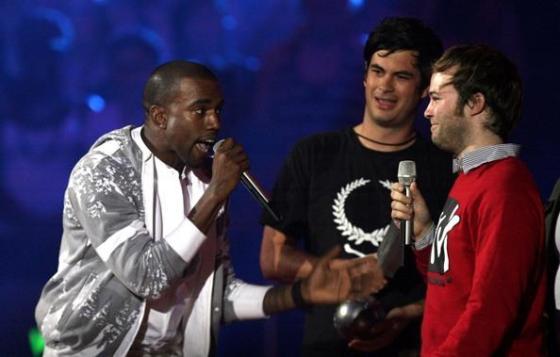 Kanye West's MTV Europe VMA Meltdown