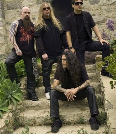 Slayer Announces Winter Tour