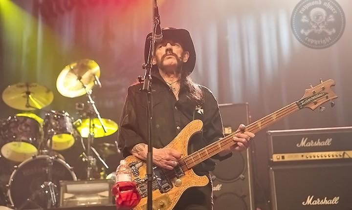 Lemmy Kilmister, Motorhead lead singer – Dead at 70