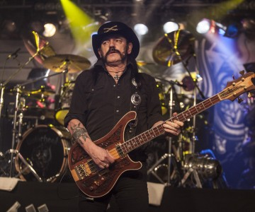 Motörhead – 40th Anniversary Tour, Berlin 11.12.15 – Overkill †