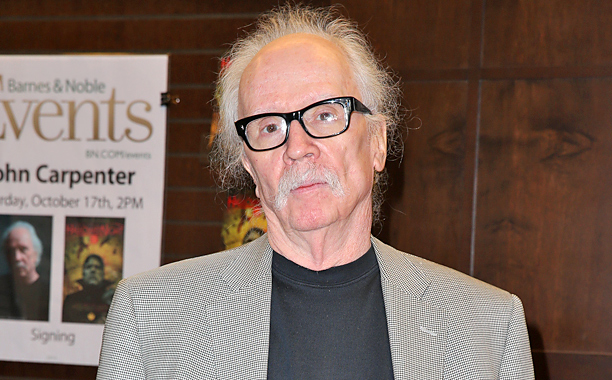 Director and composer John Carpenter announces first U.S. concert date [news]