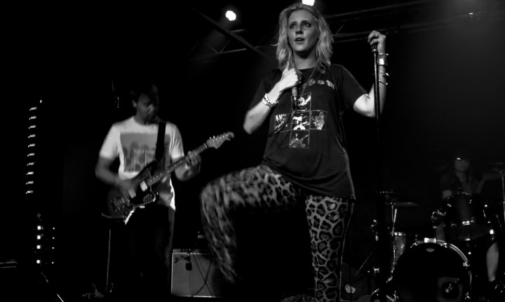 White Lung – [Live]
