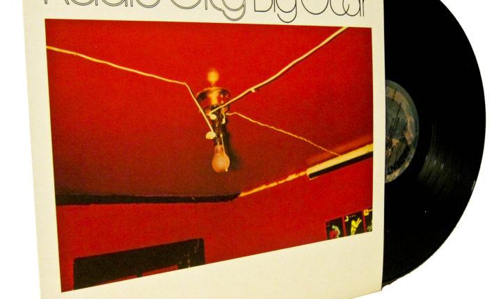 From the GC Archives: Vinyl Vlog: Big Star – Radio City