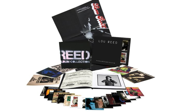 Lou Reed – [Box Set]