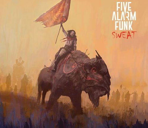 Five Alarm Funk – [Album]