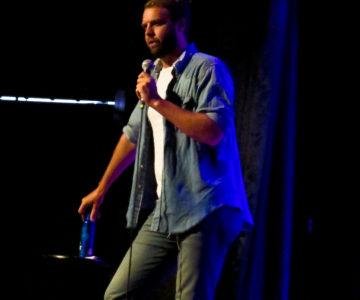 LIVE: Brooks Wheelan @ Laugh Boston 07-07-18