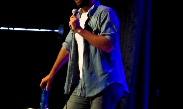 LIVE: Brooks Wheelan @ Laugh Boston 07-07-18