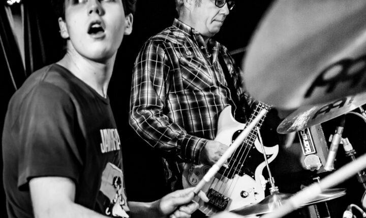 Mike Watt & the Missingmen LIVE @Once Ballroom Somerville, MA 10-11-19