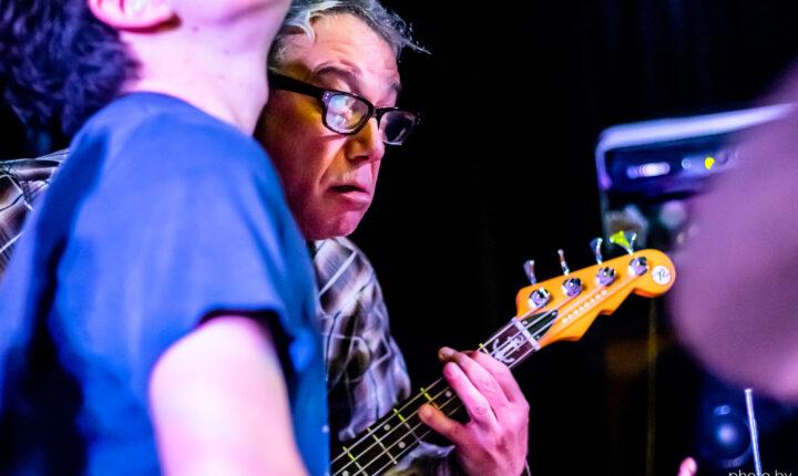 PHOTOBOOTH: MIKE WATT & THE MISSINGMEN LIVE @ ONCE BALLROOM SOMERVILLE, MA 10-11-19
