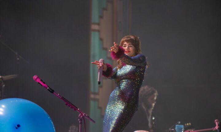 Photobooth: Jenny Lewis Live @ House of Blues [Boston, MA] 10-25-19