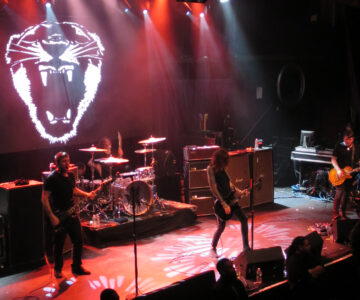 Against Me! Live @ Royale [Boston, MA] 10-22-19