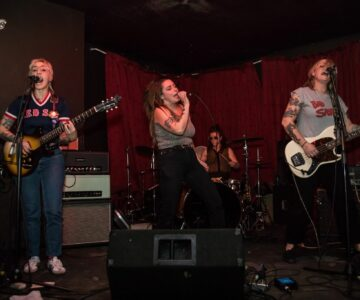 Pale Lips Live @ O'Brien's Allston, MA 10-26-19