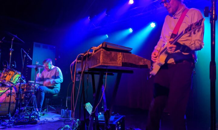 Battles Live @ Brighton Music Hall, Boston MA [12-11-19]